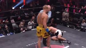 Umišljeni YouTuber nokautirao bivšu MMA zvijezdu