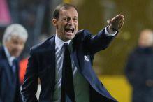 Allegri: Juventus nikada ne prima ovakve golove