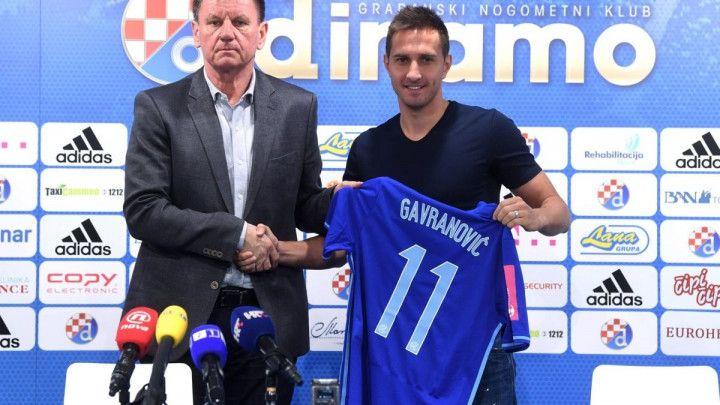 Gavranović potpisao za Dinamo, pa govorio o Hodžiću