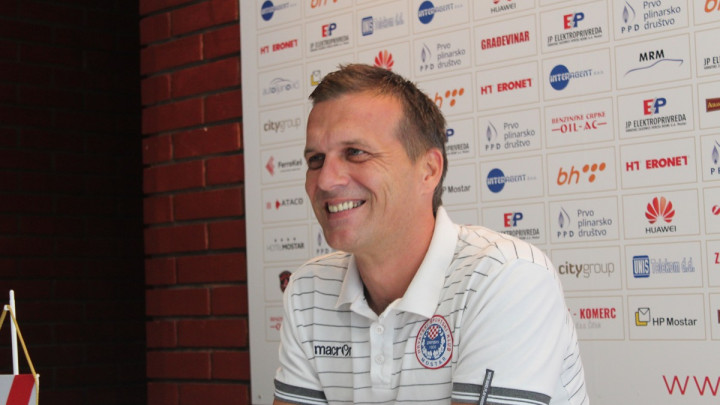 Ivanković: Krupa dolazi po prolaz ali mi smo favoriti
