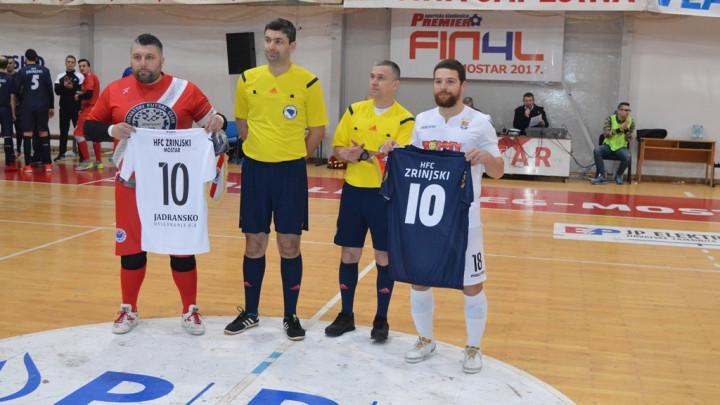 Pobjedom nad Splitom HFC Zrinjski proslavio deseti rođendan