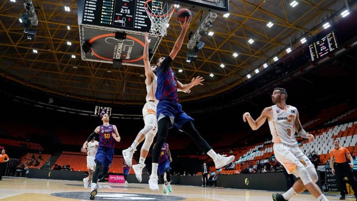 Barcelona i Baskonija u finalu španske ACB lige