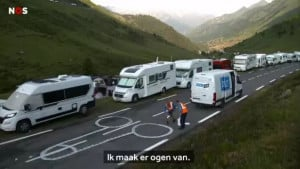 Umjetnošću protiv gigantskih penisa na Tour de France