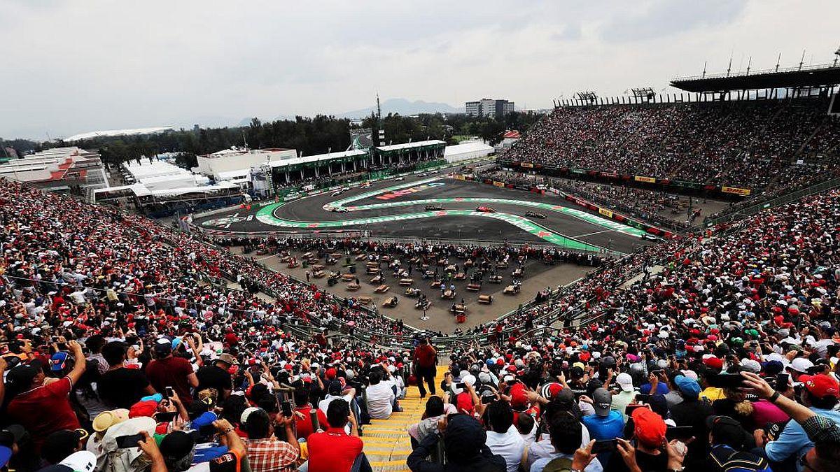 Formula 1 u Meksiku i naredne tri godine