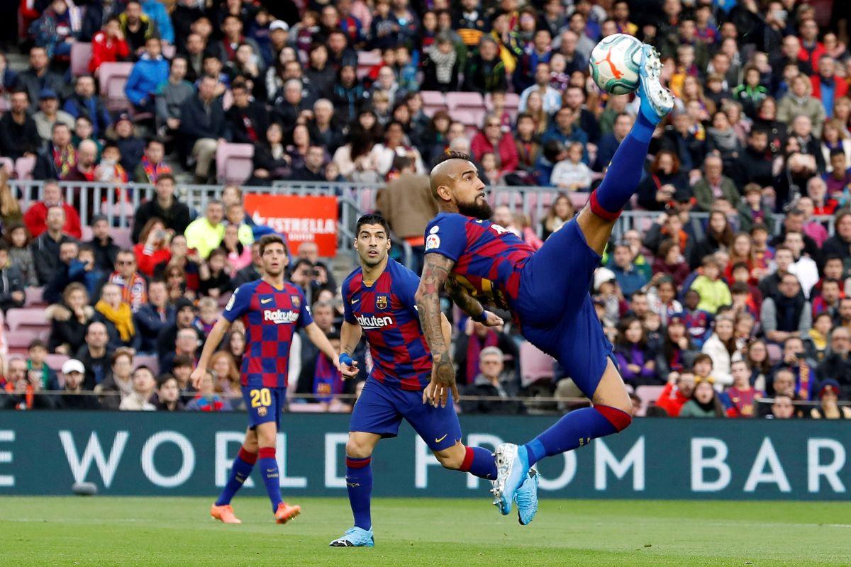 Vidal se oglasio nakon tužbe protiv Barcelone: Mislim da nije fer...