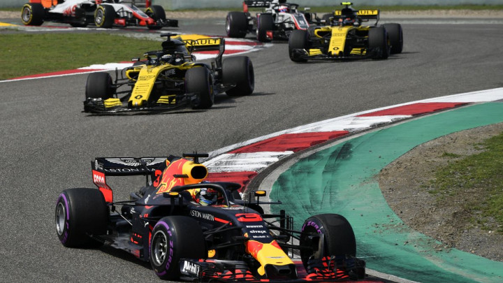 Ricciardo pobjednik u Šangaju, Ferrari i Mercedes u potpunosti zakazali