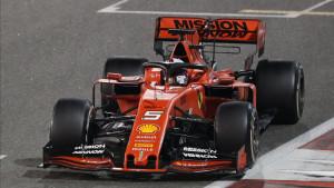 Vettel traži izlaz iz Ferrarija?
