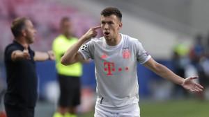Katastrofa Barcelone sinoć je najviše prijala Ivanu Perišiću