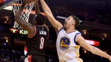 Curry im i ne treba: Thompson i Green uništili Portland