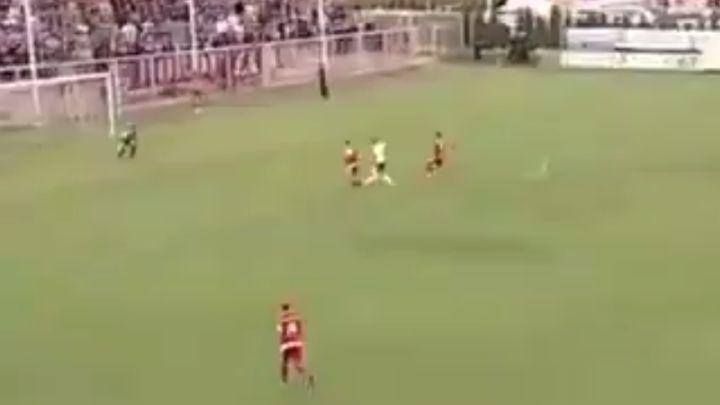 Hadžić u osmoj sekundi propustio veliku šansu za Sarajevo