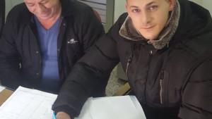 Hamzabegović našao novi klub