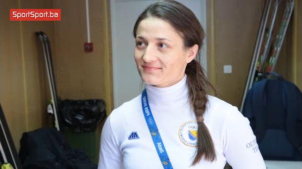 Žana Novaković na 42. mjestu nakon prve vožnje