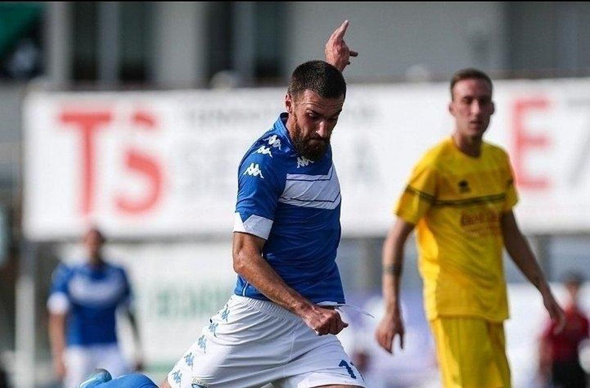 Bajić raspucan u dresu Brescije: Bh. napadač postigao četiri gola za šest minuta!