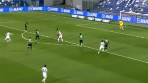 Sassuolo promašio penal, a onda ih Juventus žestoko kaznio
