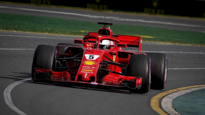 Vettel slavio u Melbourneu i stigao do stotog postolja u karijeri