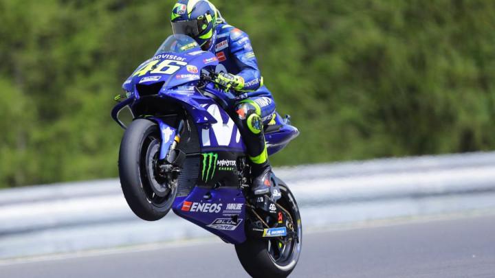 Rossi: Pa mi uopće nećemo imati život!