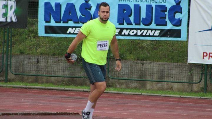 Pezer zauzeo 12. mjesto u finalu Evropskog prvenstva