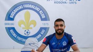 Milorad Albijanić novi fudbaler Vis Simm Baua