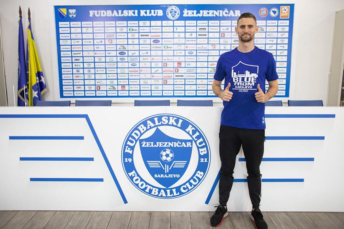 Aleksandar Jovanović potpisao za FK Željezničar!