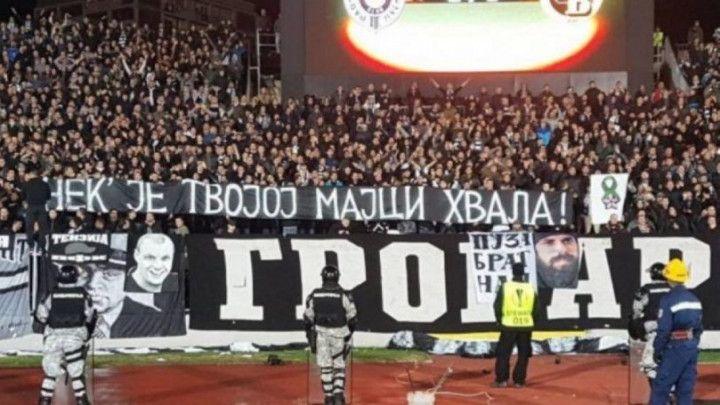 U Partizanu trljaju ruke, veličanje ratnog zločinca neadekvatno kažnjeno