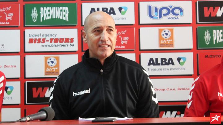 Ornek: Potrebna su nam pojačanja u svim linijama, Moussa neće ostati u NK Čelik