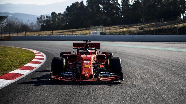 Novi Ferrari po prvi put na stazi
