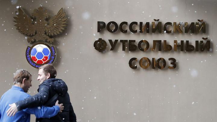 Nakon suspenzije oglasio se i FS Rusije