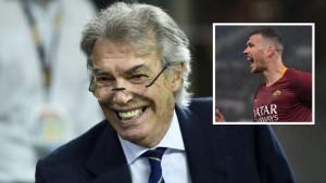 Massimo Moratti ne želi Edina Džeku u Interu!