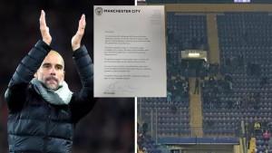 Gospodski potez: Guardiola poslao pismo navijačima koji su bodrili City u Ukrajini