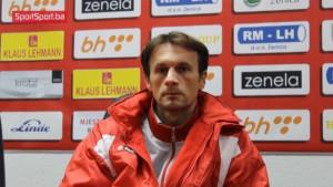 Dženan Zaimović novi trener NK TOŠK
