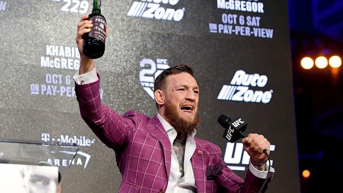 McGregor o meču s Khabibom: Prije meča sam stalno pio, imao sam neki otrov u sebi