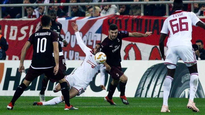 Novi udarac za Rossonere: Milan ispao iz Evropske lige!