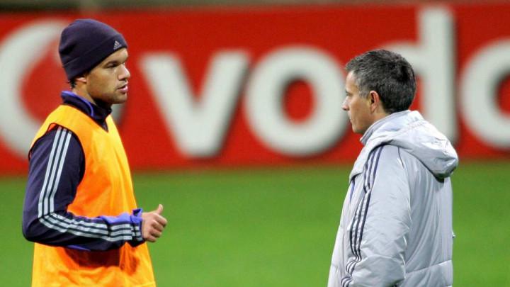 Ballack: S Mourinhom bi u Bayern došao glamur