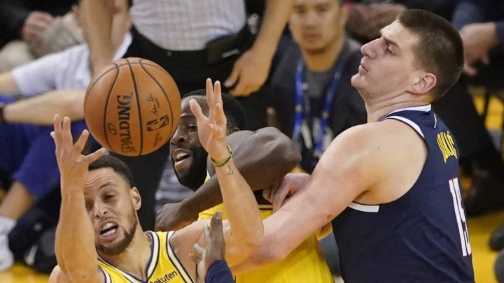 Izabrana prva petorka NBA lige