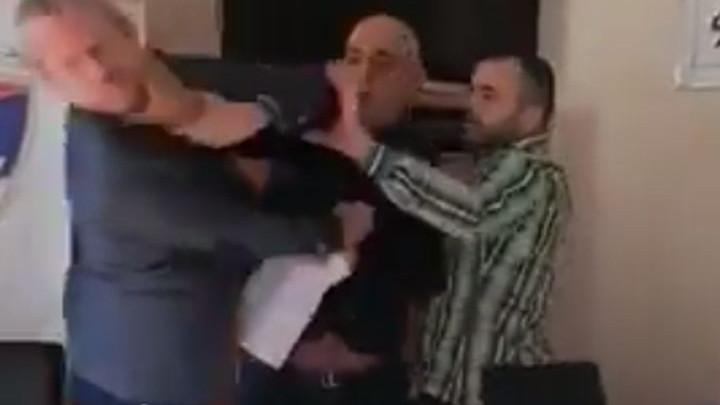 Pojavio se snimak tuče u prostorijama Fudbalskog saveza RS