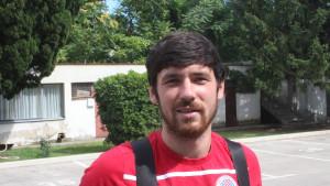 Ivan Enin: U Mostaru je prevruće, ali imam vremena da se naviknem