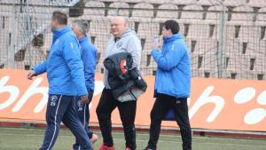 Petrović: Od starta moramo izvršiti pritisak