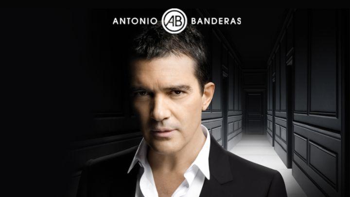 Antonio Banderas - The Golden Secret for men
