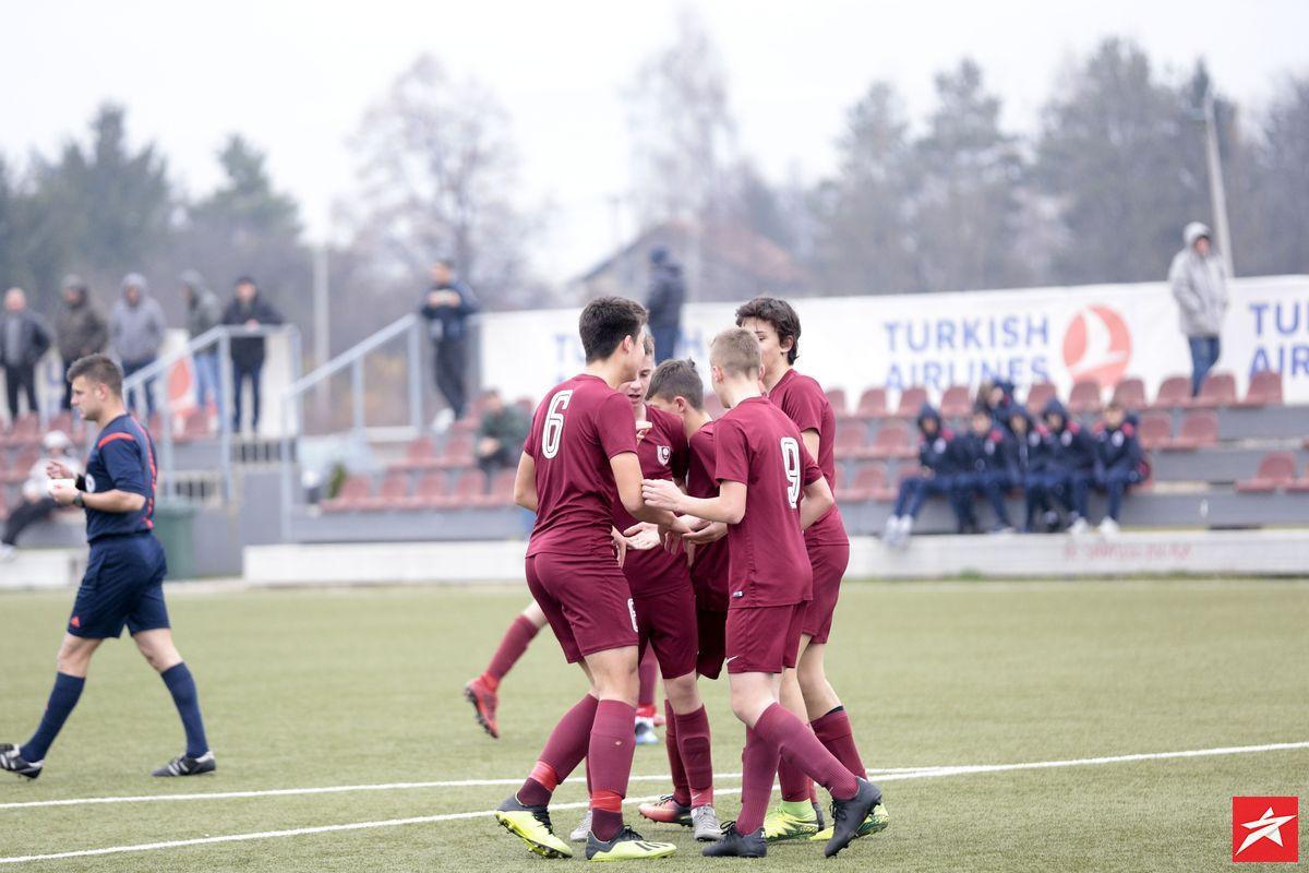Pioniri FK Sarajevo pobjedom u gradskom derbiju stigli do titule prvaka