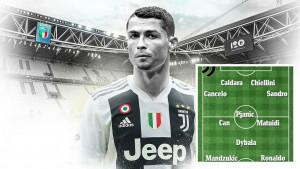 Strašan tim: Ovako će izgledati prva postava Juventusa