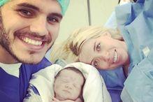 Icardi postao otac, prvi selfie osvojio Italiju