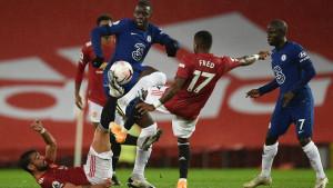 Mendy fantastičnom odbranom u 91. minuti spasio Chelseaju bod na Old Traffordu