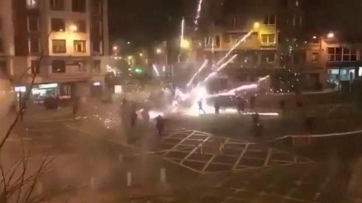 """Ruski huligani """"artiljerijom"""" na španske navijače, preminuo policajac"""