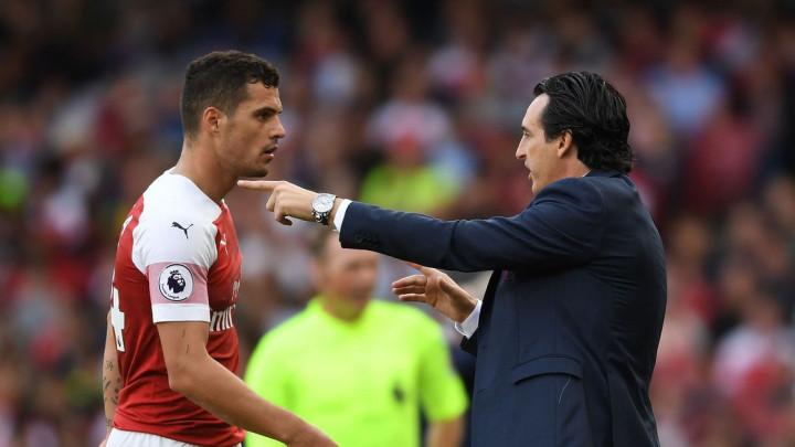 Granit Xhaka odbio da se izvini navijačima Arsenala!