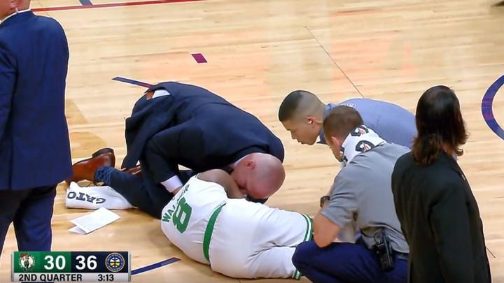 Kemba Walker izbjegao težu povredu!