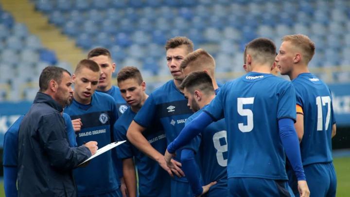 Omladinci FK Željezničar počinju sa treninzima