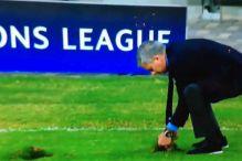 Mourinho nasmijao sve na stadionu u Haifi