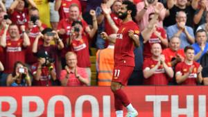 Salah i društvo očitali lekciju Arsenalu