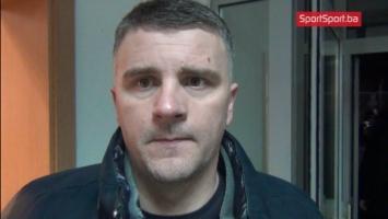Tahirović: Burić nas je spasio u posljednjoj utakmici
