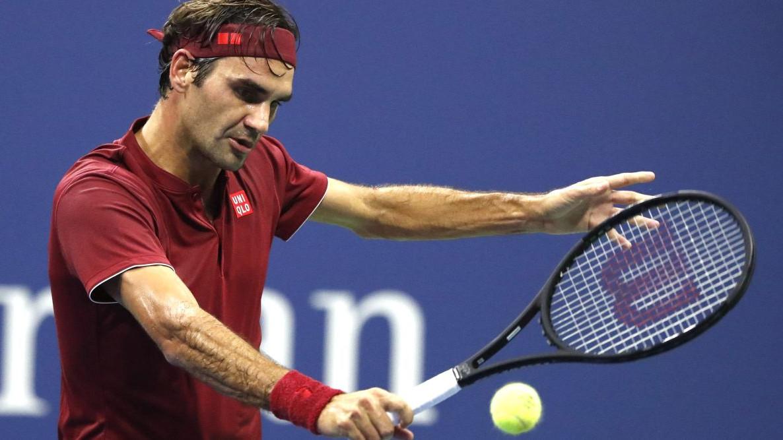 Federer se ponovo mučio u Shanghaiju: Roger igrao tri seta, ali prošao dalje